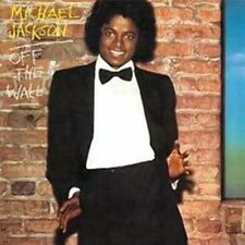 Michael Jackson off The Wall Remastered 2015 CD