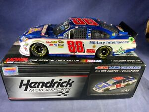 R6-69 DALE EARNHARDT JR #88 NATIONAL GUARD MILITARY INTELLIGENCE - 2011 IMPALA