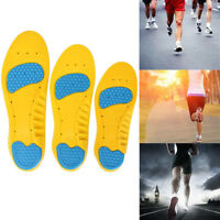 Orthotic Memory Foam Insoles Cushion Arch Support Pain Relief Insert Sport