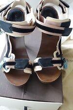 Louis Vuitton Rosa Sandals  Runway size 41