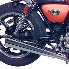 MAC Yamaha XS650 78-83 Chrome Megaphone Exhaust Replacement Mufflers