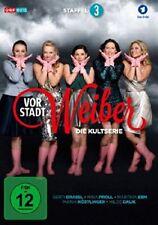 3 DVDs * VORSTADTWEIBER - STAFFEL 3 # NEU OVP %