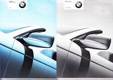 BMW 3 er Cabrio E46 Prospekt Brochure  323 Ci   2000  - 78  Seiten + Preisliste