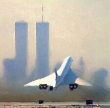 Concorde New York 2000 five nice Concorde Kodak Prints