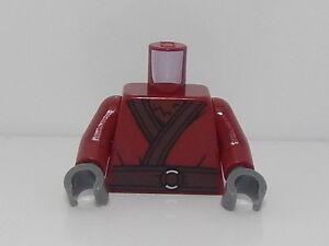 Lego Minifigure Torso  Teenage Mutant Ninja Turtles Splinter T48