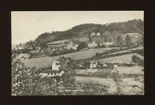 Gloucestershire Glos WOTTON-UNDER-EDGE Warren Woods 1907 PPC mailed from RSO pmk