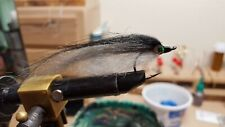 Shad fly fishing lure