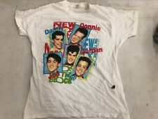 "Vintage 1989 New Kids On The Block ""Hangin' Tough"" Concert Tour (Xl) T-Shirt"