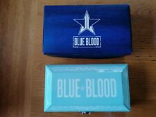 Jeffree Star Cosmetics JSC Blue Blood palette BRAND NEW NEVER USED GENUINE NiB