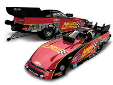 SHIPS FREE  COURTNEY FORCE 2018 ADVANCE AUTO PARTS 1:24 NHRA FUEL FUNNY CAR IN!