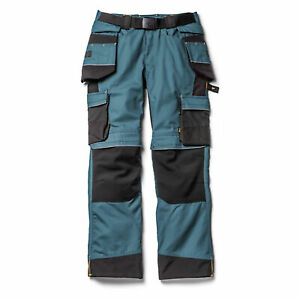 Timberland Interax Work Holster Trousers - Teal