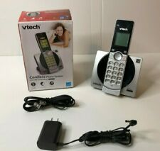 Vtech C56919 Cordless Phone w/ box and cords SILVER