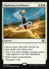 Righteous Confluence PL Commander MTG Magic The Gathering White English Card