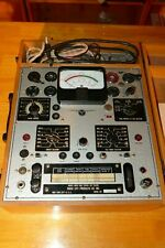 All-Original Radio City Products (RCP) Model 805B Tube-Tester w Signal Generator