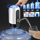 Electric Water Bottle Pump USB Rechargeable Automatic Drinking Water Dispenser photo