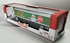 M2 Machines Coca Cola Auto Hauler Holiday 1957 Dodge COE & 1957 Chrysler 300C