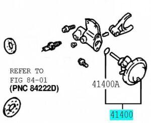 TOYOTA 41400-35010 Differential Vacuum Actuator ASSY Genuine HILUX SURF PICKUP