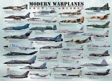 Eurographics Modern Warplanes 1000 Piece Jigsaw EG60000076