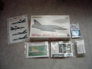 Mirage 2000 N/D Eduard 1/48 + extras