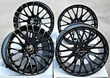"""Roues En Alliage 19"""" CRUIZE 170 Mo fit for Opel Adam S Corsa D Astra H & OPC"""