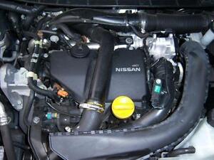 Nissan Juke 1.5D Motor K9KB410 81kw Engine Moteur 23000KM