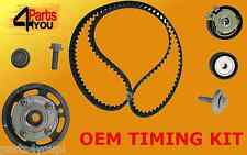 DEPHASER PULLEY & TIMING/CAM BELT KIT RENAULT MEGANE II 1.6 16V