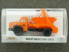 Brekina 85394 Berliet GLR 8 Absatzkipper Saarbrücken 1:87 NEU OVP 1603-03-95