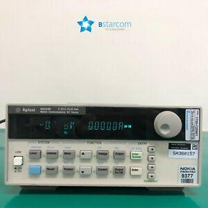 Agilent 66321B Mobile Comm DC Source w/ Battery Emulation