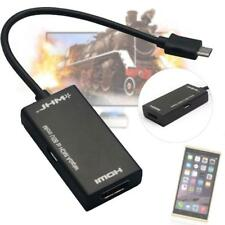 Micro USB MHL 2.0 to HDMI 1080P HDTV Cable Adapter For Samsung Galaxy S3 S2 PK