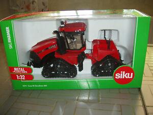 tracteur CASE IH QUADTRAC 600  ,3275,  échelle1/32,  SIKU