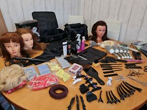 Hairdressing Training College Kit. Joblot
