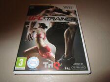 Ufc Personal Trainer (Nintendo Wii, 2011)