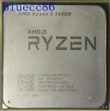 AMD Ryzen 5 2600X 3.6GHz 6Core 12Thr 95W Socket AM4 CPU Processor