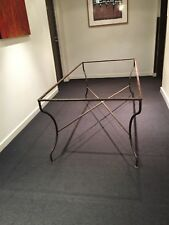 iron table base in excellent condition, suit indoor or outdoor.