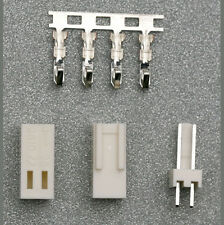 10 X 2510 2.54MM 2 Pin Connector Sets - High Quality, Certified & Ships from US