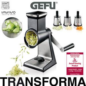 Gefu Transforma Rotary Grater RRP $249