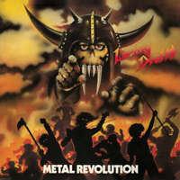 LIVING DEATH - Metal Revolution - CD