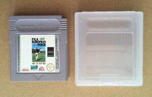 PGA European Tour - Nintendo Gameboy [1994]