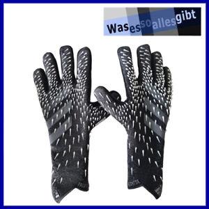 SCHNÄPPCHEN! adidas Predator Pro Gloves  schwarz/weiss  Gr.: 8,5  #Z 40489