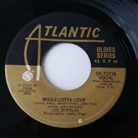 "Led Zeppelin - Whole Lotta Love / Living Loving Maid - 7"" Vinyl Single US EX"