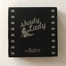 theBalm Shady Lady Eyeshadow In Racy Kacy Colour NEW
