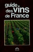 Guide des vins de France - Michel Mastrojanni - 2818623