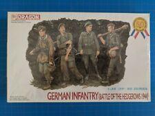 Dragon 1:35 German Infantry Battle of the Hedgerows Model Kit #6025
