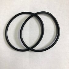 """2 - SINGER SEWING MACHINE RUBBER MOTOR STRETCH BELT 13"""" TO 15"""" UNIVERSAL 820"""
