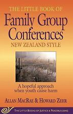 The Little Book of Family Group Conferences: New Zealand Style (Little-ExLibrary