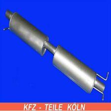 Mittelschalldämpfer FORD TRANSIT 2.0DI,2.0TDCi Bus,Kasten 00-06 Auspuff