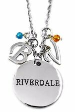 Riverdale TV Show Inspired Betty & Veronica Charm Pendant NECKLACE