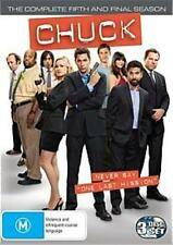 CHUCK Season 5 : NEW DVD