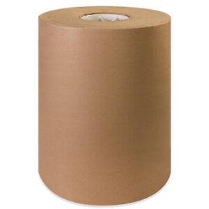 """12"""" - 40 lb. Kraft Paper Rolls - 1 Roll"""