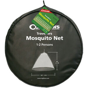 Coghlan's Travellers Mosquito Net, 1-2 Persons, Travelers Made from Fine Mesh
